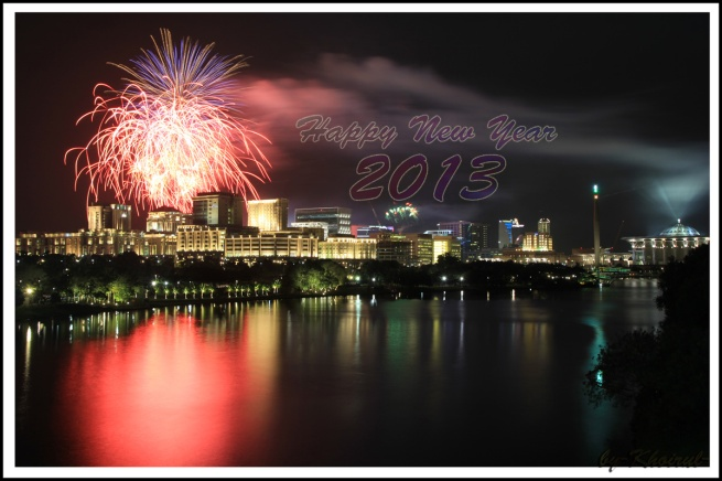 Happy New Year 2013s